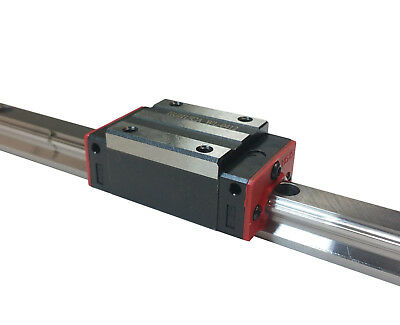 HG15 15mm Linear Rail Guide Slide CNC 500 750 1000 1500 mm 500mm 1M 1500mm HGR15