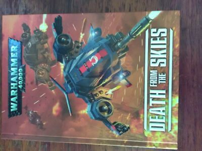 warhammer 40k Death from the Skies supplement 7th ed