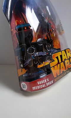 Star Wars +++ Vader's Medical Droid (Chopper Droid) +++ Ep3 / ROTS + inkl. OVP