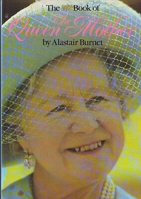 "ROYAL FAMILY COLLECTORS BOOK: "" THE QUEEN MOTHER "" PRINTED in  1985"