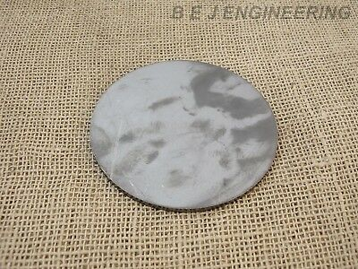 "Mild Steel Disc Circle 125mm(5"") dia x 3mm(1/8"") - Laser Cut"