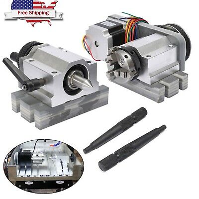 CNC Router Rotational Rotary Axis CNC Machine Accessory Tailstock for 4th-Axis