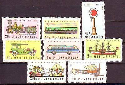 HUNGARY - 1959. Transport Museum Issue - MNH