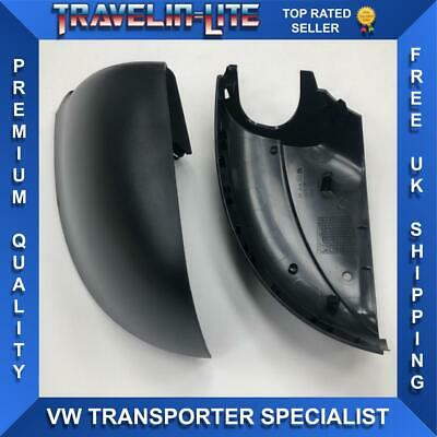VW T5.1 T6 Transporter Mirror Cap & Base Passenger Side 100% Quality Brand New