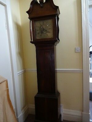 JOHN DUMVILE of NEther Alderley Grandfather/Longcase Clock COLLECT ALDERLEY SK9