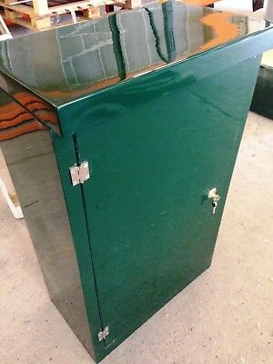 GRP Electric Kiosk, Housing, Meter Box, Cabinets, Enclosure (H1250xW750xD400mm)