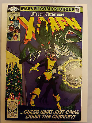 UNCANNY X-MEN #143 - (Marvel Comics) Last John Byrne issue! VFN (8.0)