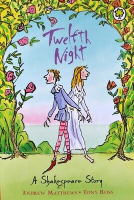 Twelfth Night by William Shakespeare [Paperback]