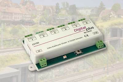 Lenz 11150 LS150 Receiver 6-fach For All Drives