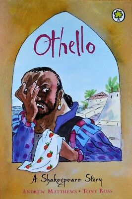 Othello by William Shakespeare [Paperback]