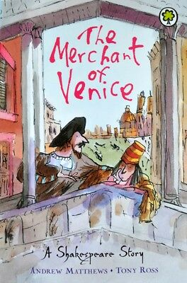 The Merchant of Venice by William Shakespeare [Paperback]