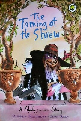 The Taming of the Shrew by William Shakespeare [Paperback]