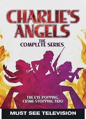 Charlie's Angels - The Complete Series New DVD! Ships Fast!