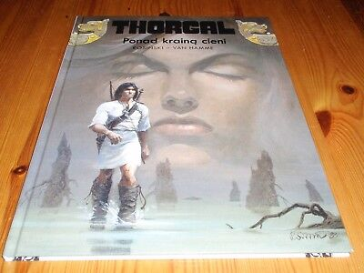 *New Polish Book* Thorgal, tom 5 - Ponad Krainą Cieni *komiks*