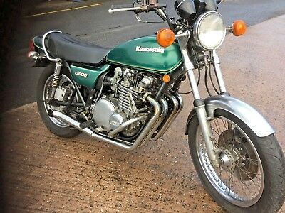 1976 Kawasaki KZ / Z 900 A4, A Great collectible Classic Motorcycle Motorbike