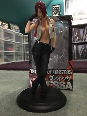 The King of Fighters 2002 UM Vanessa Statue *used*