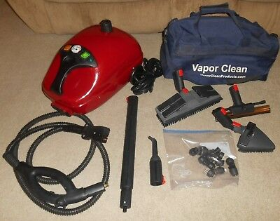 KS Group Vapor Clean Model 1352 Steam Cleaning Machine Steamer Made in Italy