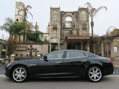 2014 Maserati Quattroporte S Q4,AWD SPORT PKG.,ALCANTARA,LEATHER & WOOD PKG WE FINANCE/LEASE,TRADES WELCOME,EXTENDED WARRANTIES AVAILABLE,CALL 713-789-0000