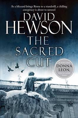 The Sacred Cut by David Hewson (Paperback) New Book