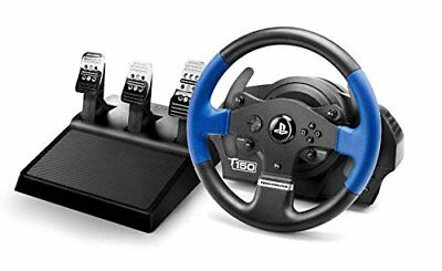 Thrustmaster T150RS PRO - Volante - PS4 / PS3 / PC - Force Feedback - 3 pedales