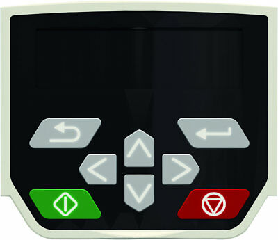 CI-KEYPAD-LCD Control Techniques Plain Text Keypad M400