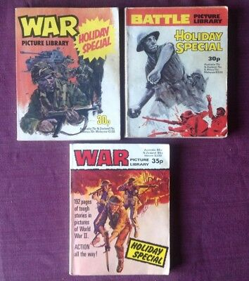 War Picture Library Holiday Specials
