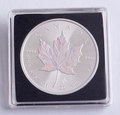 "Kanada 5 Dollar 2017 ""Maple Leaf Hologramm"" 1 oz.*"