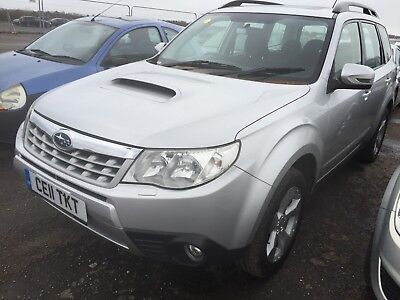 "2011 Subaru Forester 2.0 D 147 Xc Panoramic Roof, 17"" Alloys, Aircon, 8 Services"