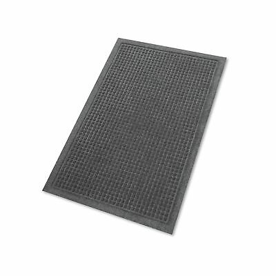Guardian EcoGuard Indoor Wiper Floor Mat, Recycled Plastic and Rubber, 2'x3',...