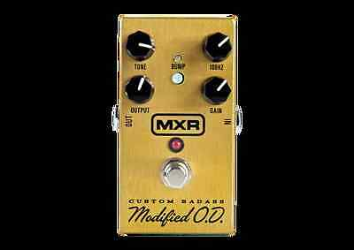 M77 Badass Custom Modified Overdrive Electric Guitar Effects Fx Pedal