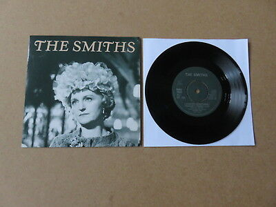 "THE SMITHS I Started Something I Couldn't Finish 7"" RARE 1987 MPO UK PRESSING"