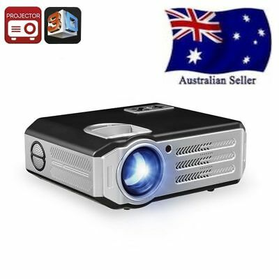 LCD Android Projector - HD Resolutions, Android OS, Upto 280         AUS SELLER