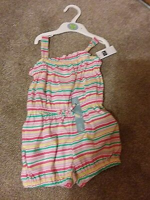 Gap girls summer suit multi coloured age 3 brand new without tags