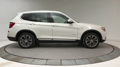 2017 BMW X3 sDrive28i sDrive28i Nearly New Courtesy Car Low Miles 4 dr Automatic Gasoline 2.0L 4 Cyl A