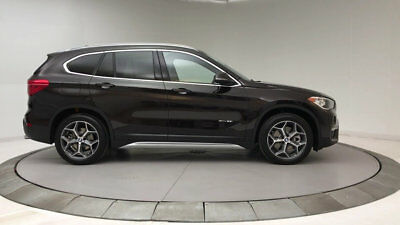 2018 BMW X1 sDrive28i Sports Activity Vehicle sDrive28i Sports Activity Vehicle New 4 dr Automatic Gasoline 2.0L 4 Cyl Sparkli