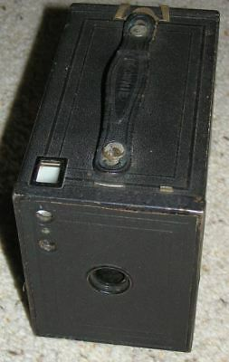 Kodak No. 2 Brownie Box Model F Camera