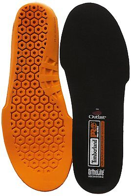 Timberland PRO Mens Anti Fatigue Technology Replacement Insole Orange