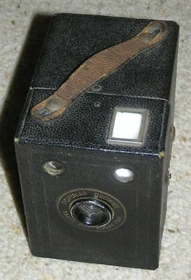 Vintage Kodak Popular Brownie Box Camera