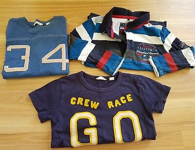 boys size 4 country road tops
