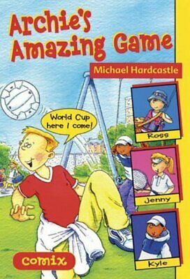 Hardcastle, Michael : Archies Amazing Game (Comix)