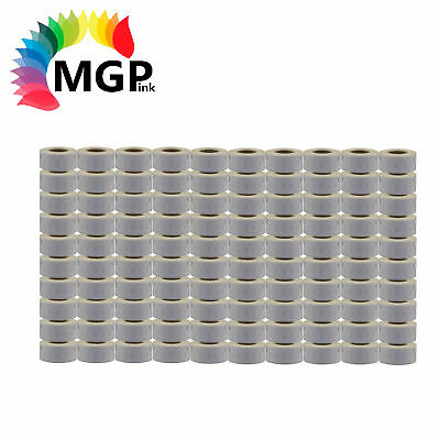 100x Rolls of Quality 99010 label 28mm x 89mm/130 Per Roll for Dymo labelWrite