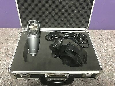 Shure PG42 USB & Condenser Wired Professional Microphone with Case