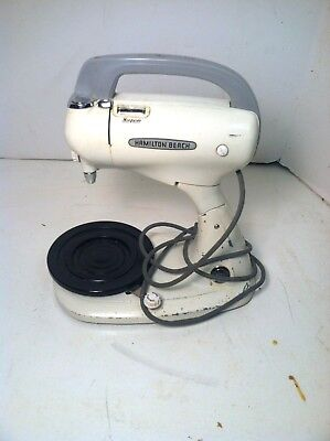 VTG HAMILTON BEACH STAND MIXER MODEL G 853467  Motor Works great!