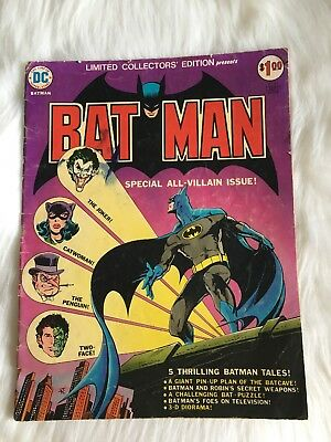 Batman Limited Collectors' Edition #C-37 (Aug-Sep 1975, DC)