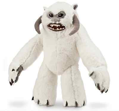 """Disney Store Authentic Star Wars WAMPA 14"""" Medium Plush New with tags SOLD OUT"""