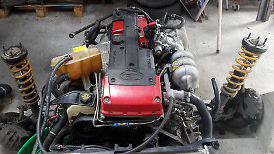 Turbo engine motor for BA Ford Falcon XR6T - only 161829kms