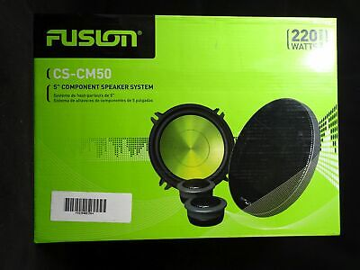 Fusion CS-CM50 - 220 W Autolautsprecher