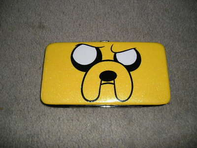 Jake The Dog Adventure Time Wallet Ex Cond