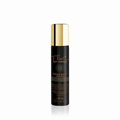Thatso Sun Makeup Golden Beauty Anti-Age Instant Tanning Spray Face 75ml