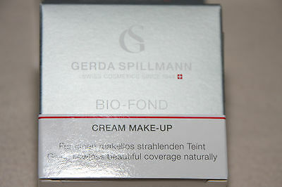 Gerda Spillmann Bio Fond Cream Make-up in 8 verchiedenen Farben